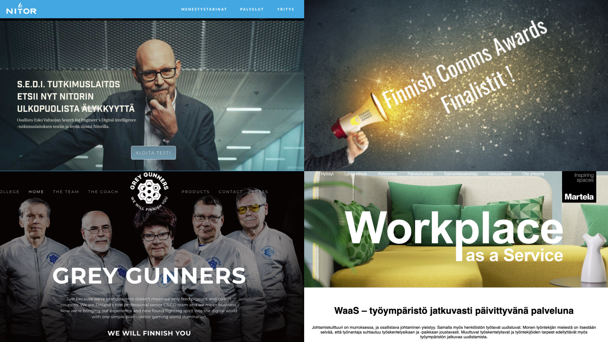 Finnish-Comms-Awards-finalistit-Netprofile-Nitor-Lenovo-Martela