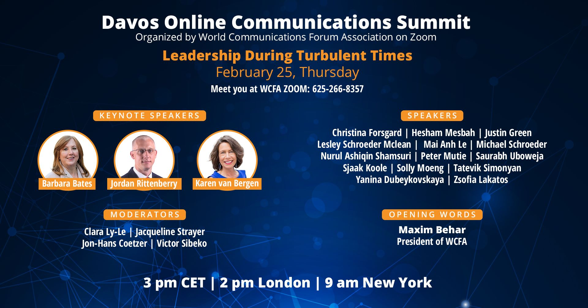 Davos Online Summit