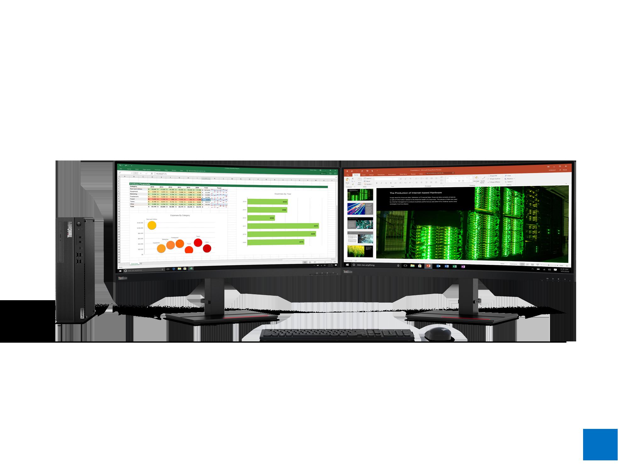 Lenovo ThinkCentre M70