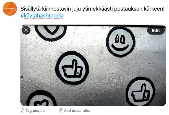 Pauliinan blogi, sisällytä kiinnostavin juju ytimekkäästi postauksen kärkeen
